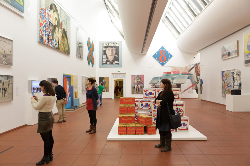 Museums and Institutions: Peter und Irene Ludwig Stiftung